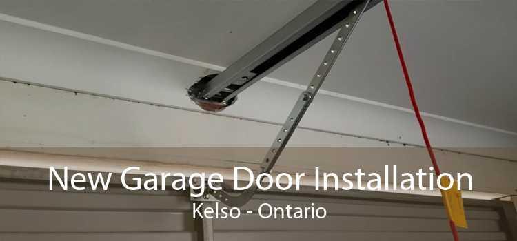 New Garage Door Installation Kelso - Ontario