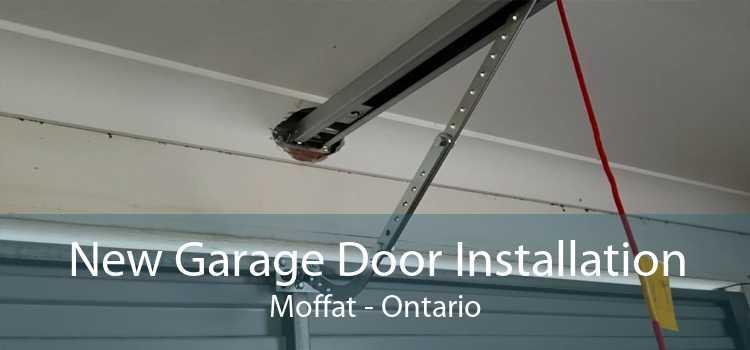 New Garage Door Installation Moffat - Ontario