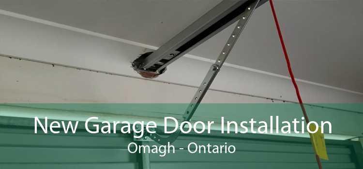 New Garage Door Installation Omagh - Ontario