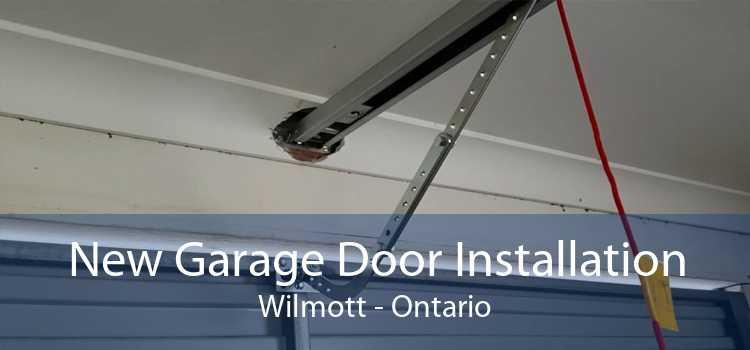 New Garage Door Installation Wilmott - Ontario