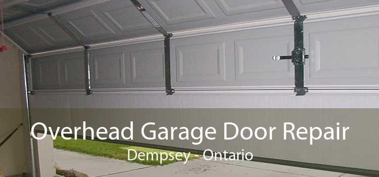 Overhead Garage Door Repair Dempsey - Ontario