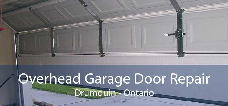 Overhead Garage Door Repair Drumquin - Ontario