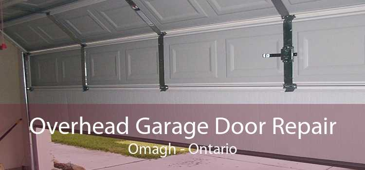 Overhead Garage Door Repair Omagh - Ontario