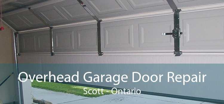 Overhead Garage Door Repair Scott - Ontario
