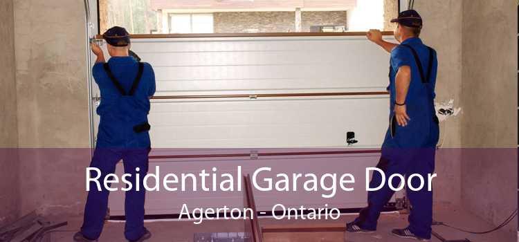 Residential Garage Door Agerton - Ontario