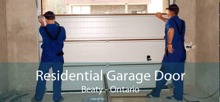 Residential Garage Door Beaty - Ontario