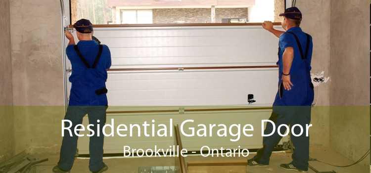 Residential Garage Door Brookville - Ontario