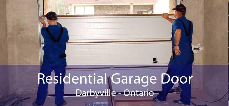 Residential Garage Door Darbyville - Ontario