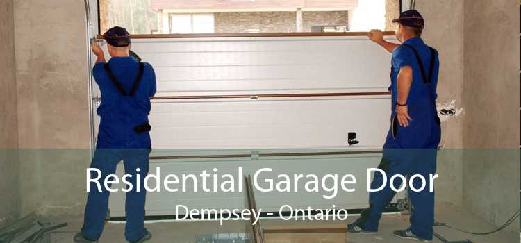 Residential Garage Door Dempsey - Ontario