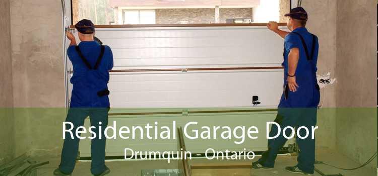 Residential Garage Door Drumquin - Ontario
