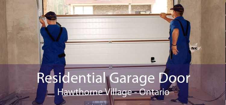 Residential Garage Door Hawthorne Village - Ontario