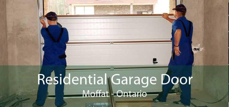 Residential Garage Door Moffat - Ontario