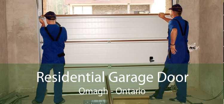 Residential Garage Door Omagh - Ontario