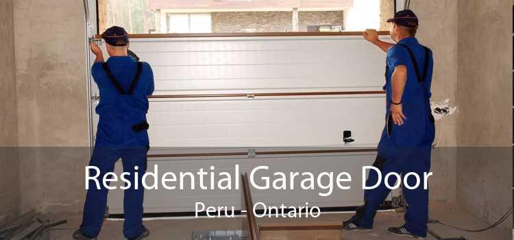 Residential Garage Door Peru - Ontario