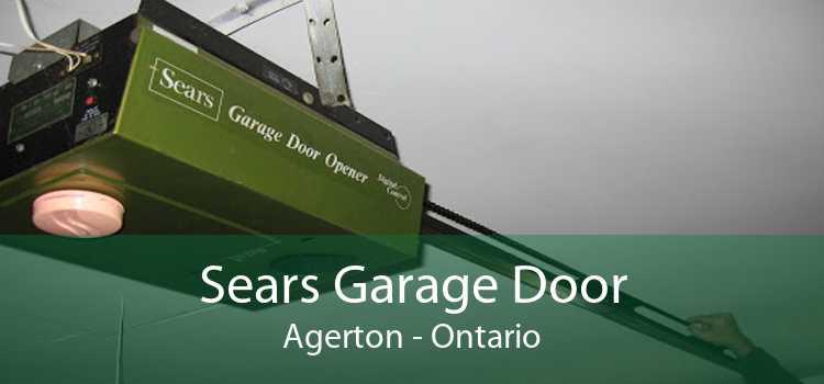 Sears Garage Door Agerton - Ontario