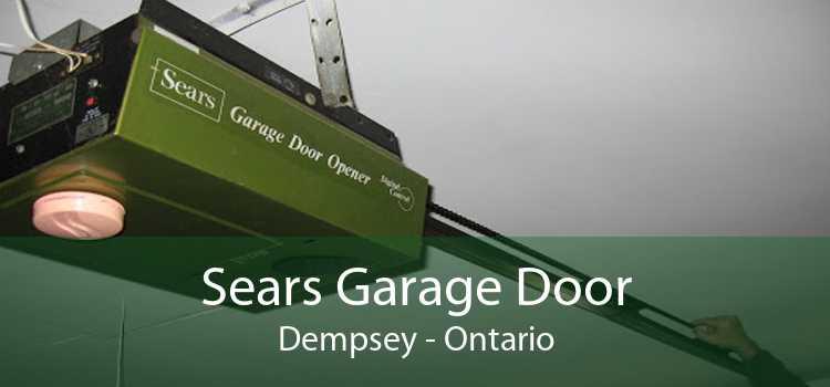 Sears Garage Door Dempsey - Ontario