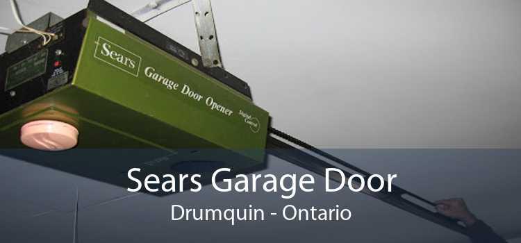 Sears Garage Door Drumquin - Ontario