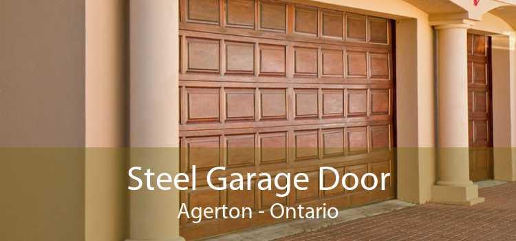 Steel Garage Door Agerton - Ontario
