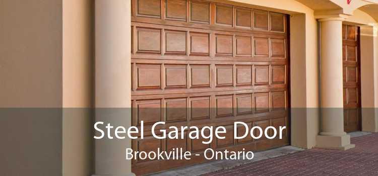 Steel Garage Door Brookville - Ontario