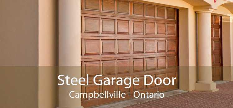 Steel Garage Door Campbellville - Ontario
