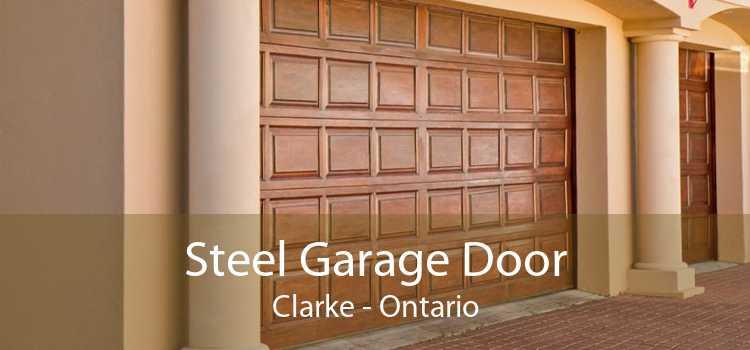 Steel Garage Door Clarke - Ontario