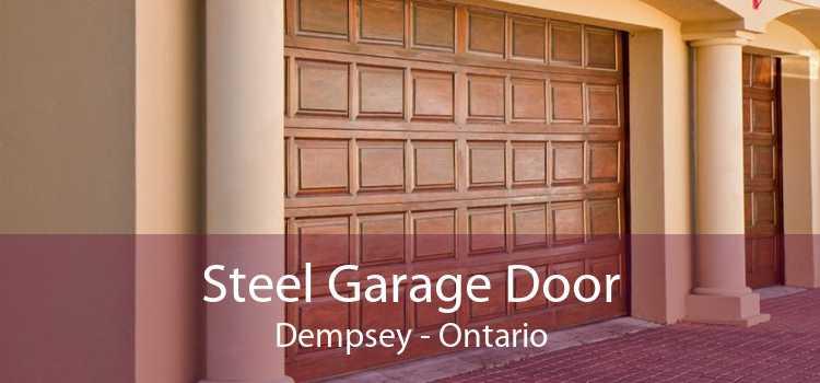 Steel Garage Door Dempsey - Ontario