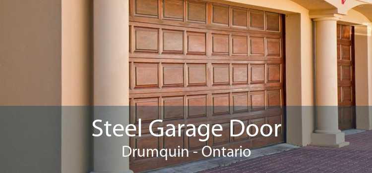 Steel Garage Door Drumquin - Ontario