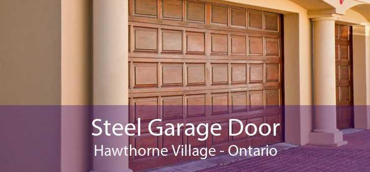 Steel Garage Door Hawthorne Village - Ontario