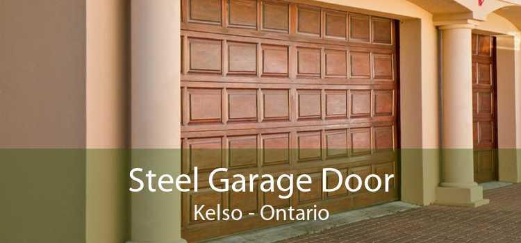 Steel Garage Door Kelso - Ontario