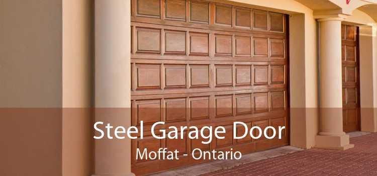 Steel Garage Door Moffat - Ontario