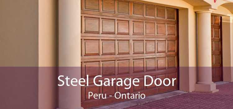Steel Garage Door Peru - Ontario