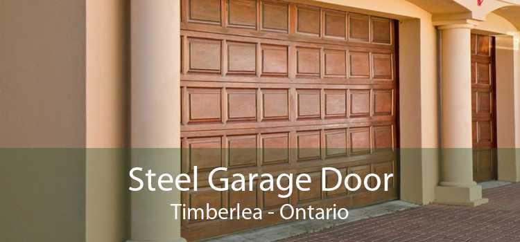 Steel Garage Door Timberlea - Ontario