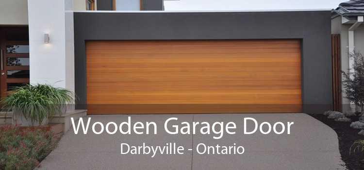 Wooden Garage Door Darbyville - Ontario