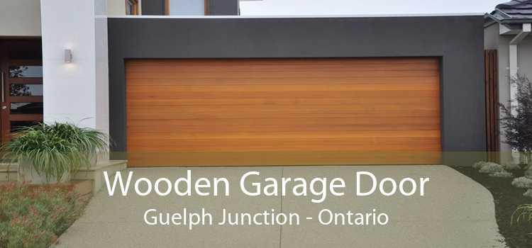 Wooden Garage Door Guelph Junction - Ontario
